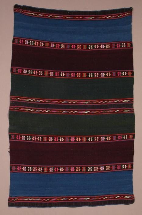 Mama cata (double manta) from Carhuamayo, 1940s (TM69)